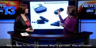Roku vs Apple TV, Fire TV, Chromecast, Sling TV vs Cable