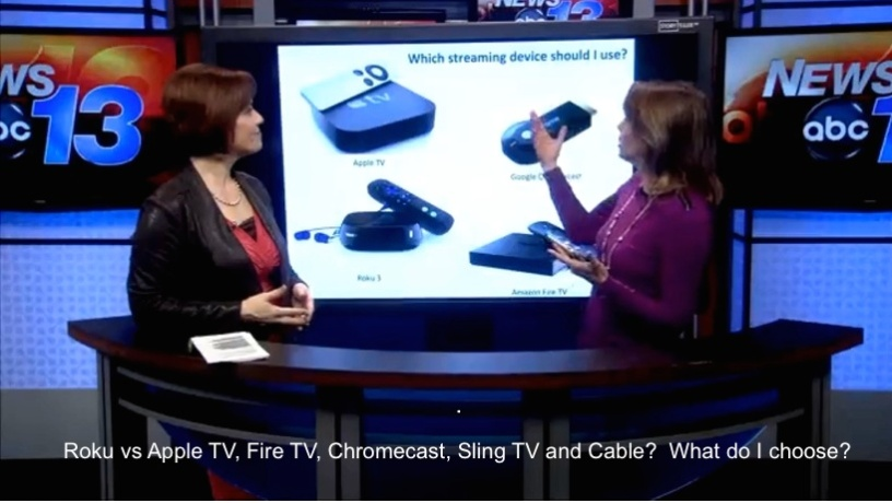 Roku vs Apple TV, Fire TV, Chromecast, Sling TV vs Cable