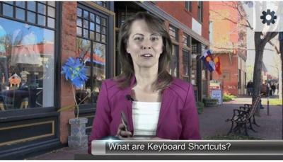 Tech Tip Today - Keyboard Shortcuts