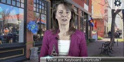 Tech Tip Today - Keyboard Shortcuts