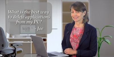 Tech Tip Today - Apr 30 - Deleting PC Applications 500