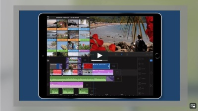 LumaFusion Pro video editing app