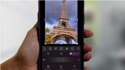 Darkroom - Pro Image Refinement Tools in a Mobile App
