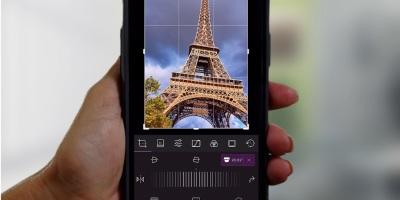 Darkroom - Pro Image Refinement Tools in a Mobile App