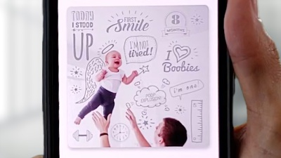 Baby Photo Editing App Totsie