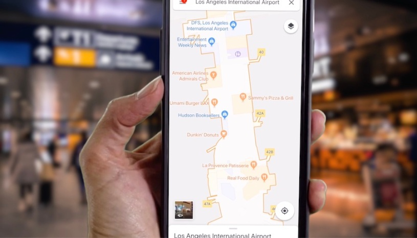 Google Maps Tips for Holiday Travel
