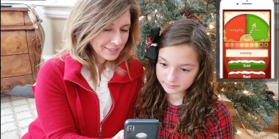 How to find out if you have been naught or nice this Christmas - Santa Scan App