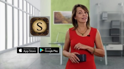 first augmented reality escape room mobile app - scriptum