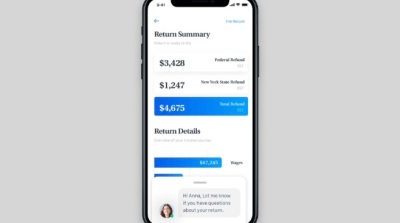 Submit your Personal Taxes in 10 Minutes with this New App