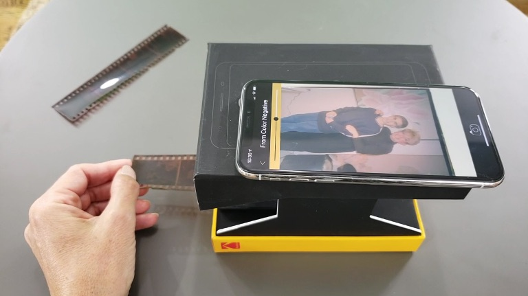 How to Preserve old Photos with Kodak Digital Film and Slide Scanners